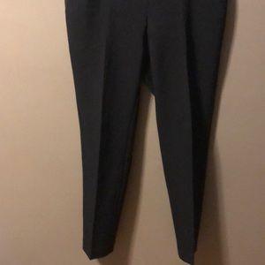 Vince Camuto Pants - Vince Camuto Black Tapered Leg Dress Pants